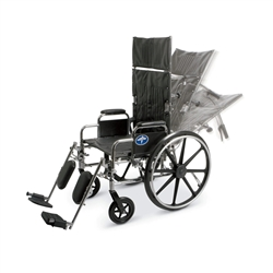 Medline Excel Reclining Wheelchair