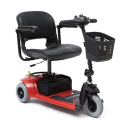 Pride Travel Pro 3-Wheel Travel Scooter