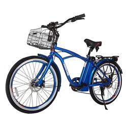 X-Treme Newport 36 Beach Cruiser Electric Bicycle