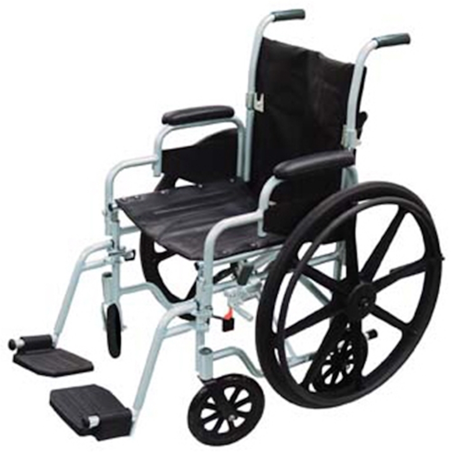 One arm drive wheelchair - Drive Medical Poly Fly Lightweight Transport Chair Wheelchair Combo