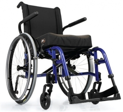 Quickie QXi Ultra Light Folding Wheelchair