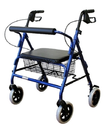 Karman Healthcare Extra Wide 20 lb. Bariatric Rollator