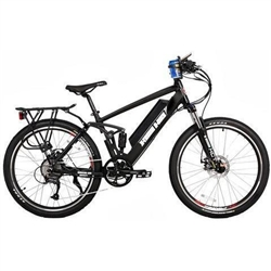 X-Treme Rubicon 500W 48V Full Suspension Mountain EBike