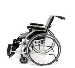 Karman S-106 Ergonomic Self Recline Wheelchair