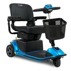 Pride Revo 2.0 3 Wheel Travel Scooter