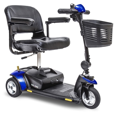 Pride Go Go Traveller Elite 3 Wheel Scooter