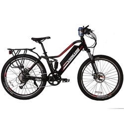 X-Treme Sedona 500W 48V/10.4Ah Electric Step-Through Mountain Bicycle