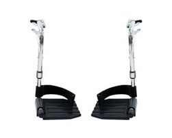 Invacare T93HA Swingaway Footrests