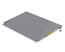 EZ-ACCESS Self-Supporting Adjustable Threshold Ramp