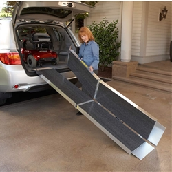 EZ Access Multi-Fold Wheelchair Ramp - 5 to 10 Feet