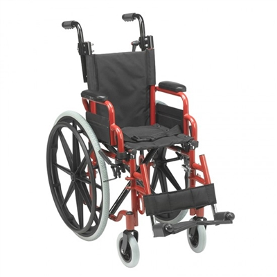 Wallaby Pediatric Foldable Wheelchair