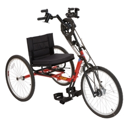 Invacare Top End Excelerator Custom Handcycle