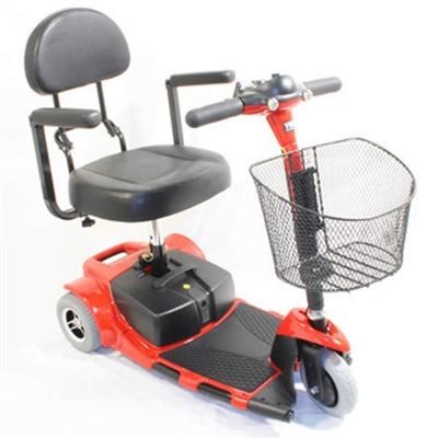 Zip'r Roo 3-Wheel Travel Scooter
