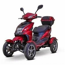 eWheels EW-14 Sport Four Wheel Scooter