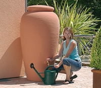 Amphora Tank (Venetian) with Planter - 133 gal
