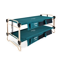 Cam-O-Bunk XL With Organizers