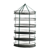 STACK!T Collapsible Mesh Drying Rack w/Clips 3 ft