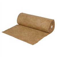Bulk Roll of Pressed Coconut Fiber: Coir Mat