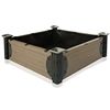 "Barebones Deluxe Raised Grow Bed Kit - 12 "" Tall"