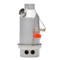 Stainless Steel Trekker Kelly Kettle
