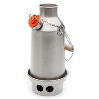 Aluminum Trekker Kelly Kettle