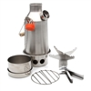 Aluminum Trekker Kelly Kettle Complete Kit