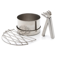 Kelly Kettle Small Cook Set