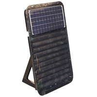 "Solar Infra Systems 24x36"" SunSeeker Portable Indoor Outdoor Solar Heater"