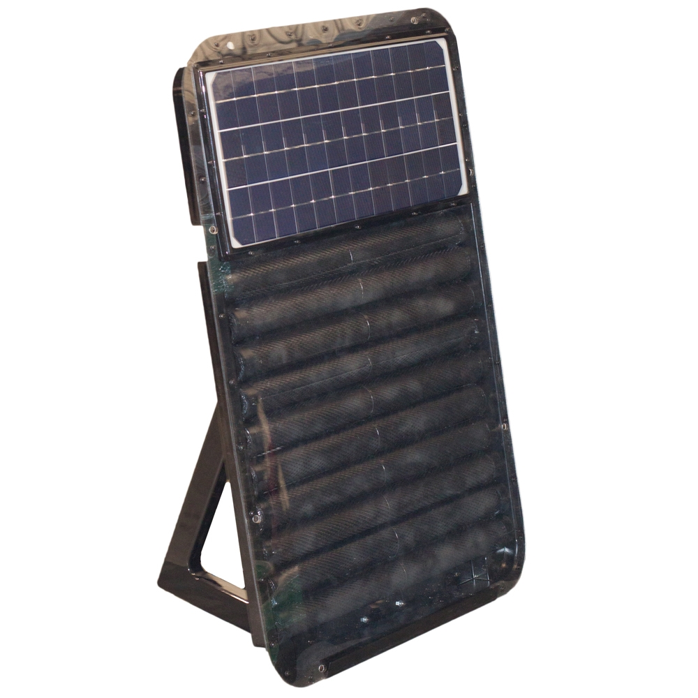 Portable Battery Powered Heater Solar Infra Systems 24x36 Sunseeker Portable Indoor Outdoor Solar