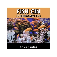 Fish Cin - Clindamycin 150mg