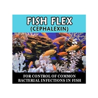 Fish Flex  Cephalexin   250mg