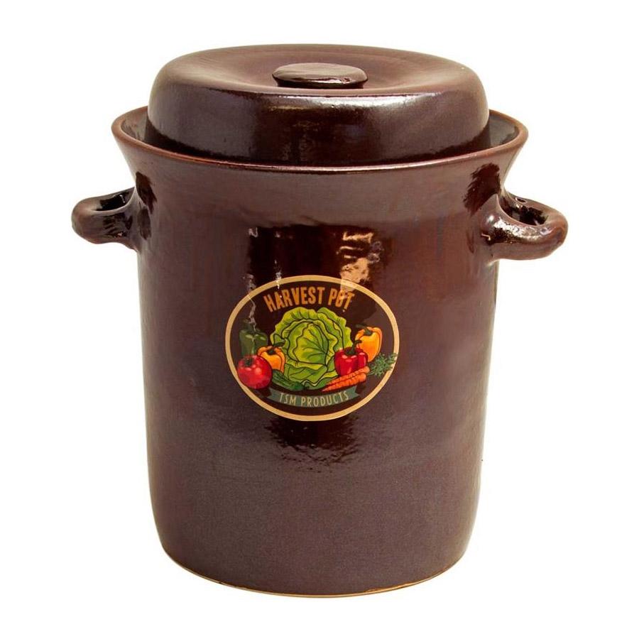 Tsm Harvest 10 Liter Fermenting Crock Pot