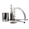 TSM Stainless Steel Dutch Cheese Press