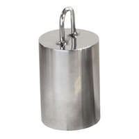 TSM 10 lb Weight for Deluxe Stainless Steel Dutch Cheese Press