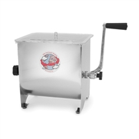 TSM 20 lb. Stainless Steel Meat Mixer