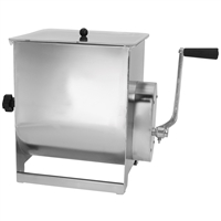 TSM 50 lb. Stainless Steel Meat Mixer