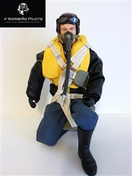 RC Pilot Figure, WWII German Luftwaffe