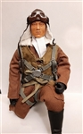1/5 - 1/6 WWII Japanese RC Pilot Figure 1