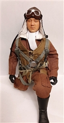 1/5 - 1/6 WWII Japanese RC Pilot Figure 2
