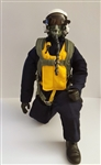 1/7 - 1/8 Korean Era RC Jet Pilot Figure