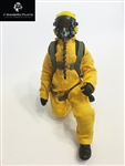 1/7 - 1/8 Modern Jet RC Pilot Figure (Yellow)