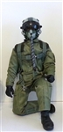 1/5 - 1/6 Modern Jet RC Pilot Figure (Green)