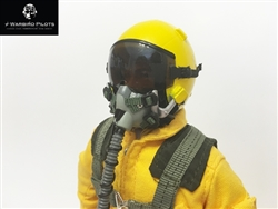 1/5 - 1/6 Modern Jet RC Pilot Figure (Yellow)