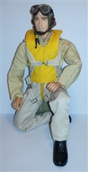 1/5 - 1/6 WWII US Navy Pacific RC Pilot Figure