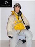 RC Pilot Figure, WWII American Pacific