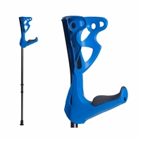 FT52 OptiComfort Forearm Crutches by FDI