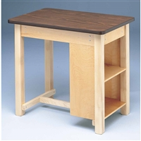 Bailey Model 12 Taping Table with End Shelf