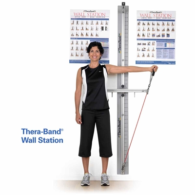 TheraBand Wall Station