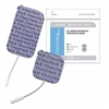 "Dura-Stick Plus Foam Electrodes 2"" x 3.5"" Rectange 40 Pack"