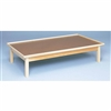 Bailey Stationary 4' x 7' Raised Rim Mat Table